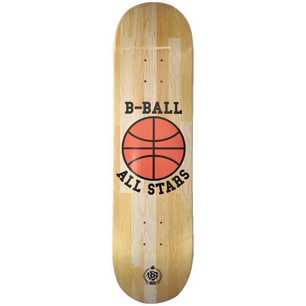 STE DECK B BALL WOOD 8.25 - Click to enlarge