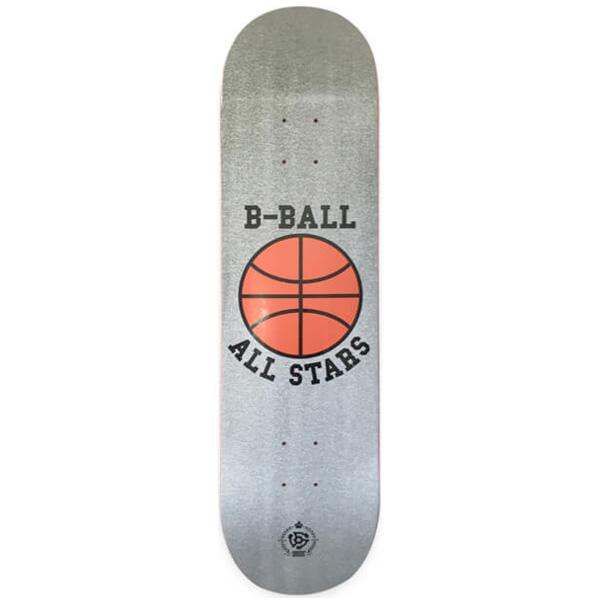 STE DECK B BALL HEATHER 8.375 - Click to enlarge