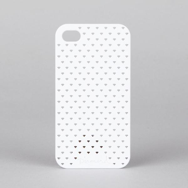 DMD IPHONE CASE WHT - Click to enlarge