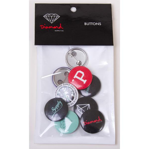 DMD BUTTON PACK