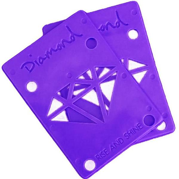 DMD RISER PADS 1/8 PAIR PUR - Click to enlarge