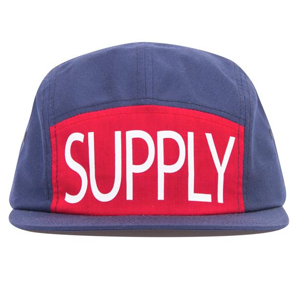 DMD CAP 5PNL SUPPLY NVY