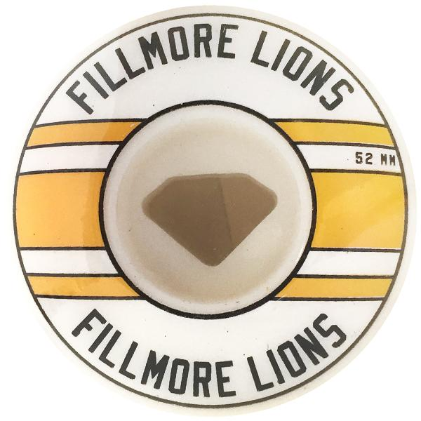 FILLMORE WHL LIONS WHT 52MM - Click to enlarge
