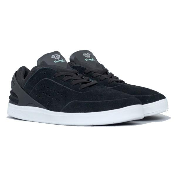 DMD SHOE GRAPHITE BLK 09.5 - Click to enlarge