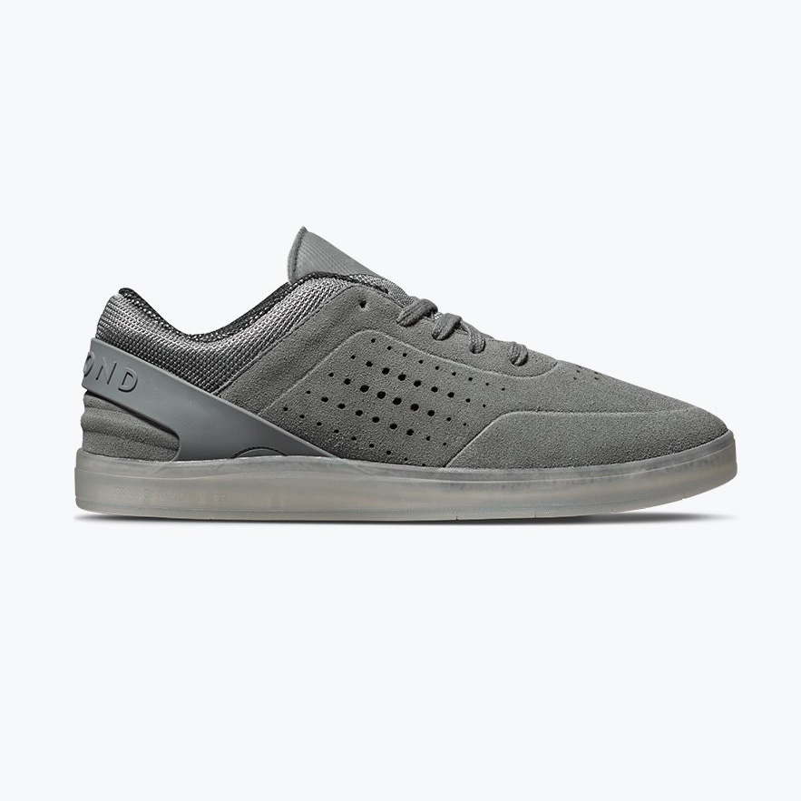 DMD SHOE GRAPHITE GRY 08.5 - Click to enlarge