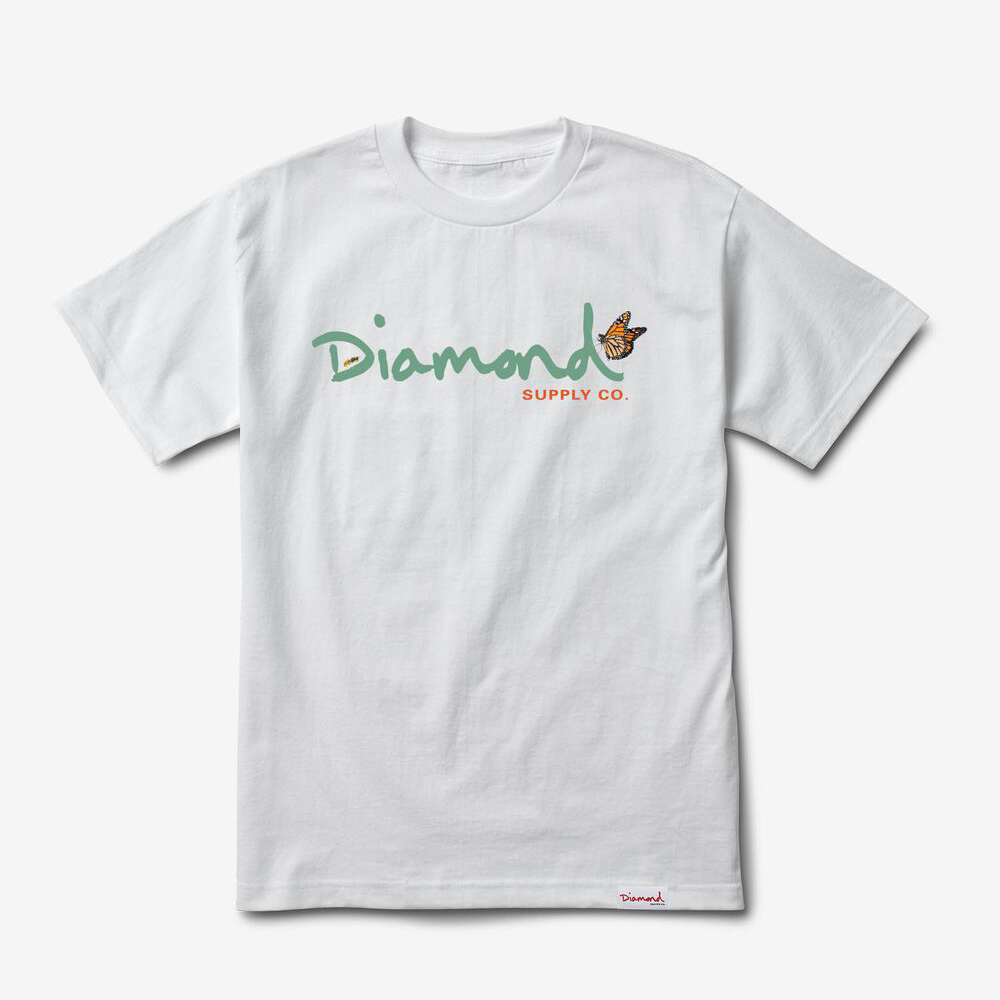 DMD TEE PARADISE OG SCPT WHT S - Click to enlarge