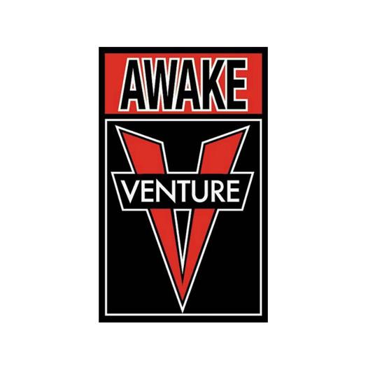 VNT STKR AWAKE MED 10PK - Click to enlarge