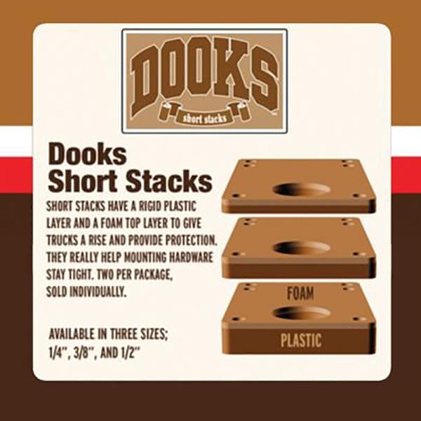 DKS RISER SHORT STACK 3/8