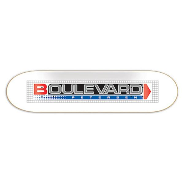 BLVD DECK GENUINE RP 8.1 - Click to enlarge