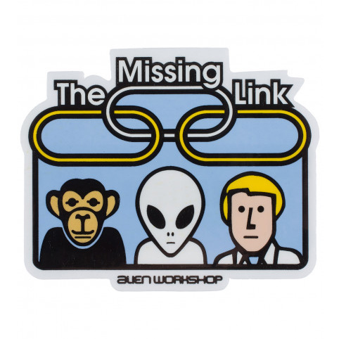 AWS STKR MISSING LINK 10PK - Click to enlarge