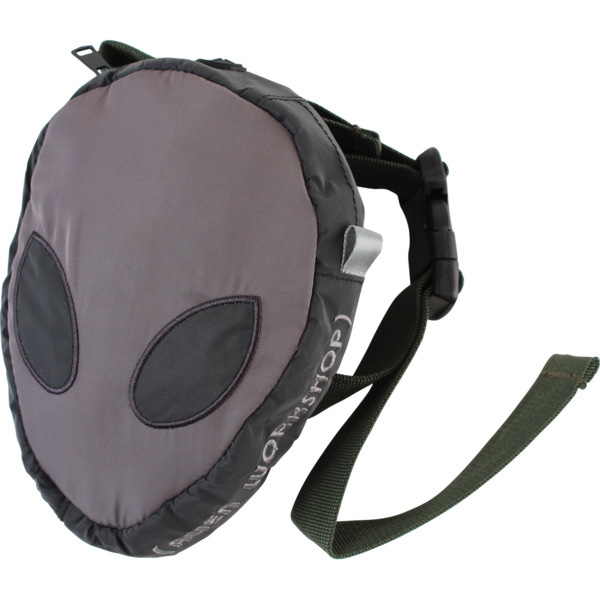 AWS BAG ALIEN BUMBAG GRY - Click to enlarge