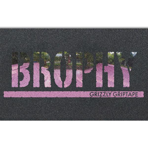 GRZ GRIP BROPHY PRO SHEET - Click to enlarge