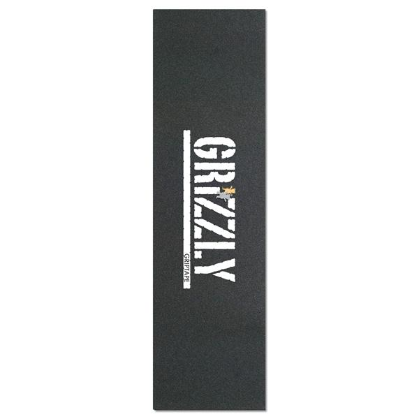 GRZ GRIP STAMP BEAR CUT SHEET