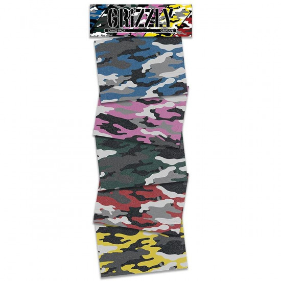 GRZ GRIP CAMO PACK SQUARES - Click to enlarge