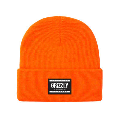 GRZ BEANIE LABELED ORG - Click to enlarge