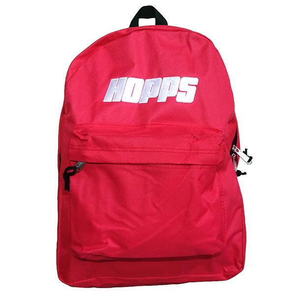 HPS BACKPACK RED/WHT - Click to enlarge