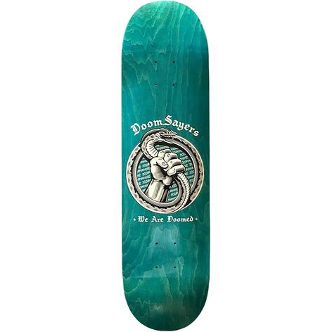 DSC DECK INFINITY SNAKE 8.38 - Click to enlarge