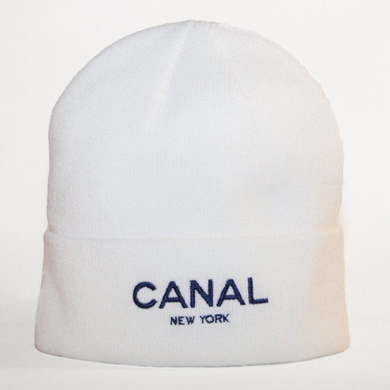 CNL BEANIE BASE SNOW - Click to enlarge