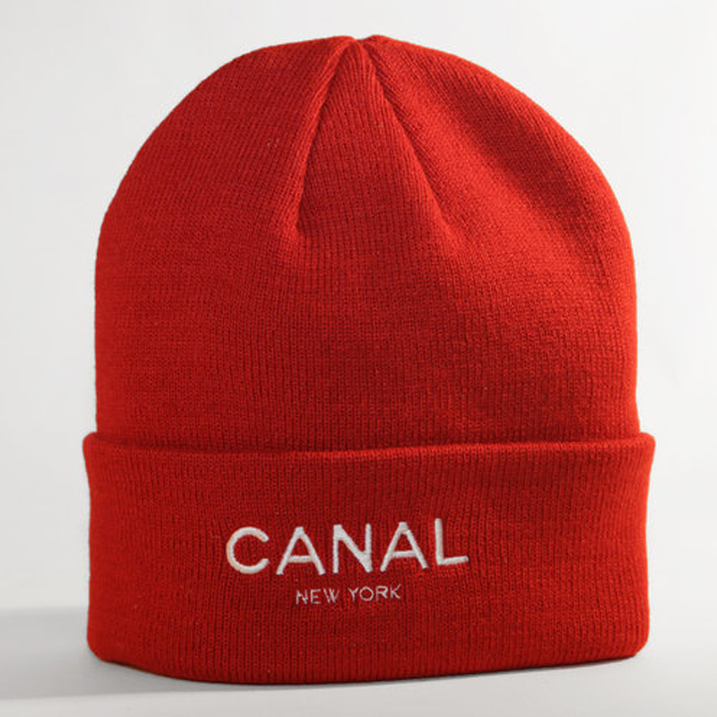 CNL BEANIE BASE RED - Click to enlarge