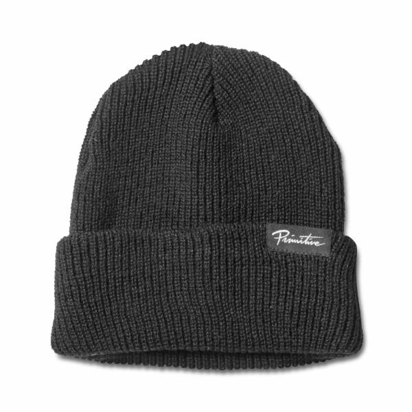 PRM BEANIE FOLD JAANIE BLK - Click to enlarge