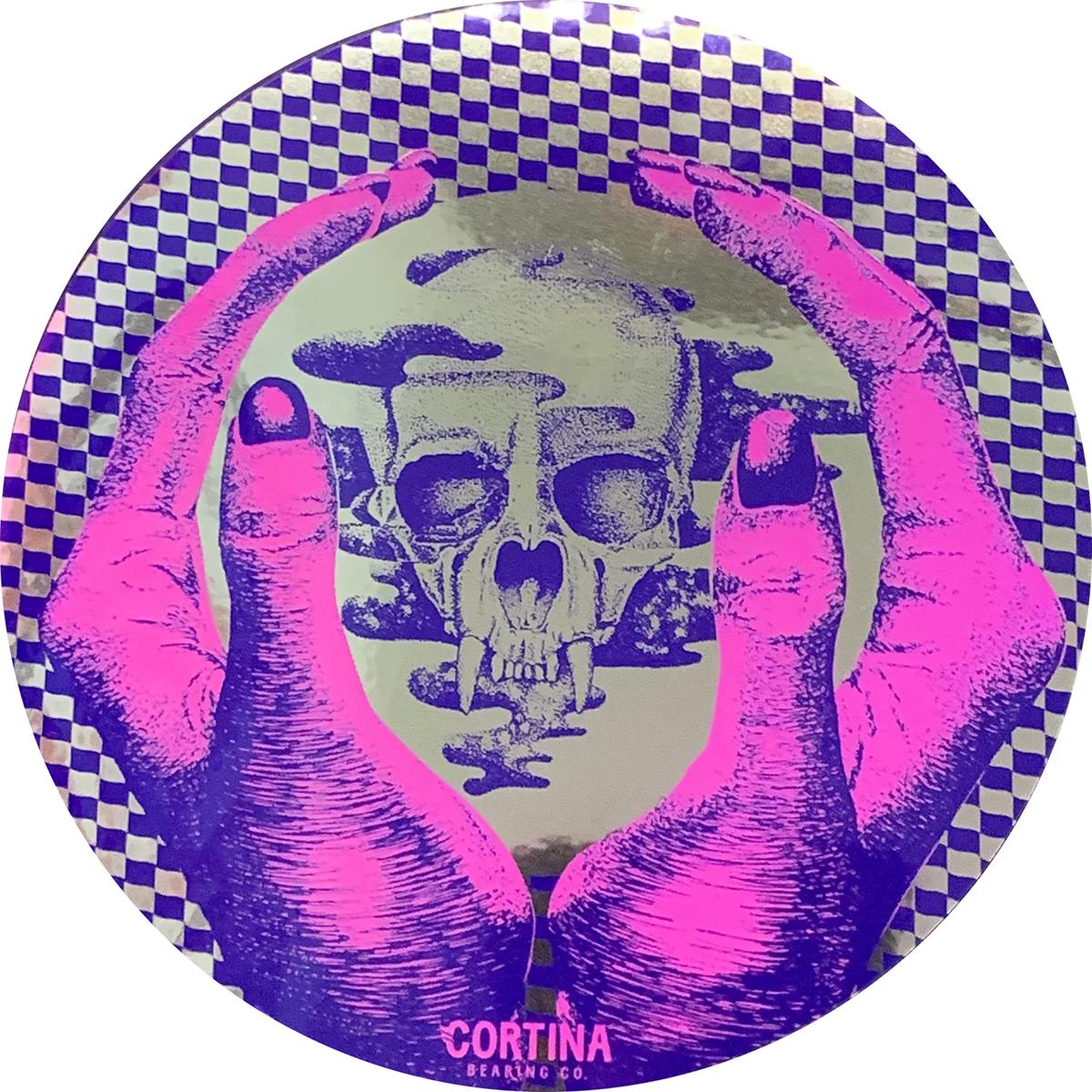 CRTNA STKR MYSTIC 5PK - Click to enlarge