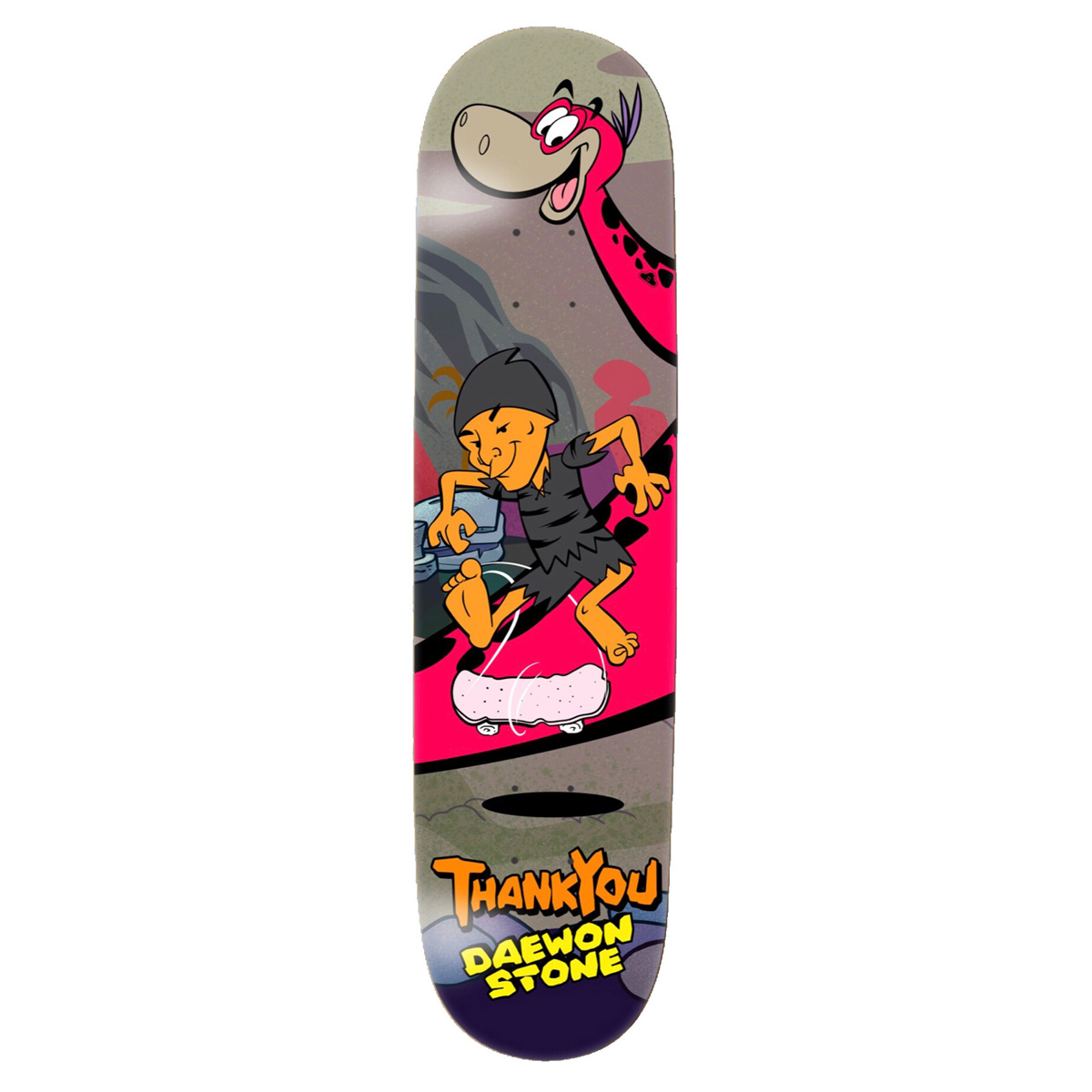 THNKYU DECK STONEAGE DAEWN 8.1 - Click to enlarge