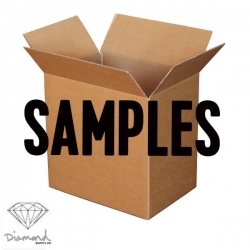 DIAMOND SAMPLE SHOE SET D - Click for more info