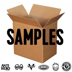 DELUXE SAMPLE SET 3A - Click for more info
