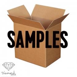 DIAMOND SAMPLE SET 4 HOL 15 - Click for more info