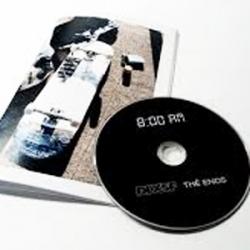 DLX DVD 8:00AM DVD/ZINE - Click for more info
