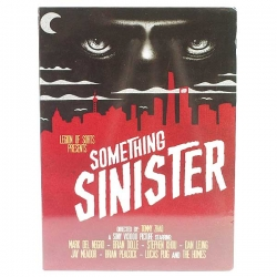 SOMETHING SINISTER DVD - Click for more info