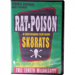 RAT POISON DVD - Click for more info