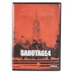 SABOTAGE 4 DVD - Click for more info
