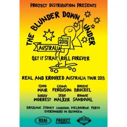 RL X KRK BDU TOUR POSTER - Click for more info