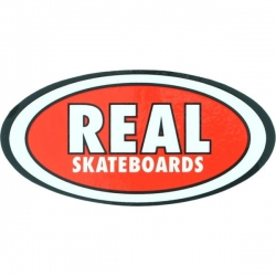 RL STKR OVAL CLASSIC SM 10PK - Click for more info