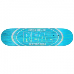 RL DECK HOLO OVAL BROCK 8.06 - Click for more info