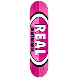 RL DECK 5050 OVAL PNK/PNK 8.25 - Click for more info