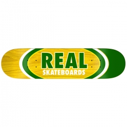 RL DECK DUAL OVAL SLK 8.25 - Click for more info