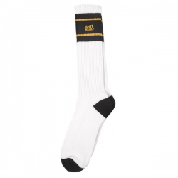 AH SOCK EAGLES UP CLF WH/BK/YL - Click for more info