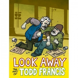 AH BOOK TODD FRANCIS LOOK AWAY - Click for more info
