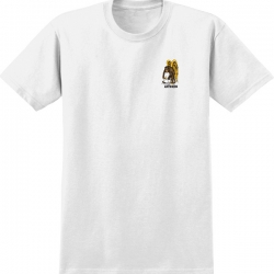 AH TEE FIRESTARTER WHT M - Click for more info