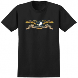 AH YT TEE EAGLE BLK L - Click for more info