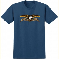 AH TEE EAGLE HARBOR BLUE M - Click for more info