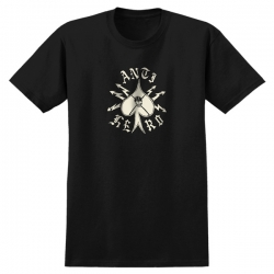 AH TEE SPADES BLK M - Click for more info