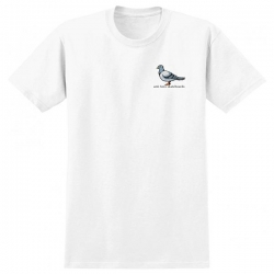 AH TEE LIL PIGEON WHT L - Click for more info