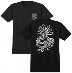 AH TEE LIBERTION ARMY BK/WT X - Click for more info