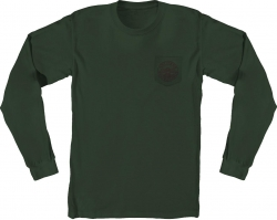 AH LS TEE STAY READY GRN/BRN X - Click for more info