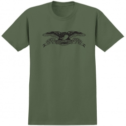AH TEE BASIC EAGLE MIL GRN S - Click for more info