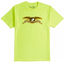 AH TEE EAGLE SAFTEY GRN XL - Click for more info
