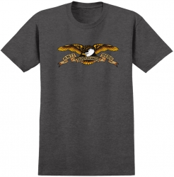 AH TEE EAGLE CHAR HTH S - Click for more info